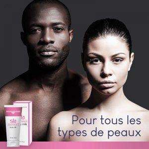 SB Skin Brightening Body Milk - pour tous les types de peau