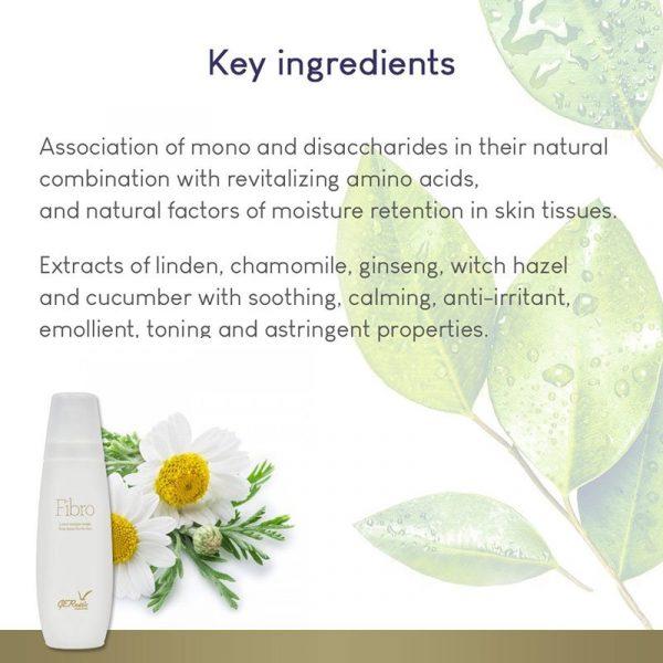 GERnétic Fibro - key ingredients