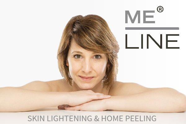 ME LINE skin lightening & home peeling - Caucasian