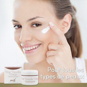 GERnétic Vital Transfert Visage « Hormoceutique » - pour tous les types de peau