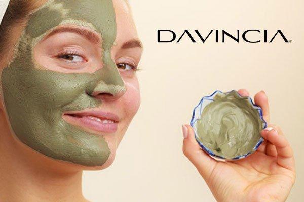 Davincia organic face peeling