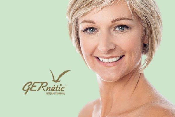 Gernetic produits de soins de la peau anti-âge
