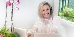 online skin consultation with Milada