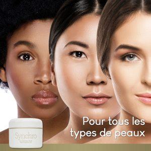 GERnétic Synchro - pour tous les types de peau